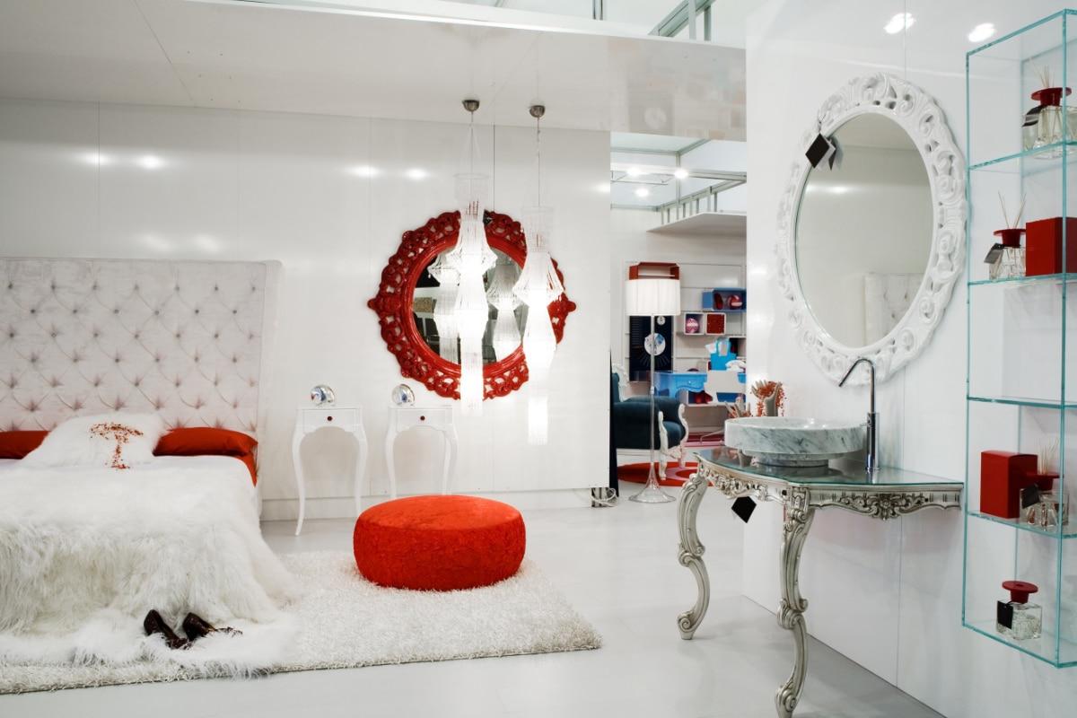 meubels voor interieur van de slaapkamer